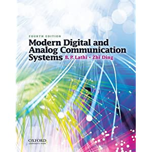 Modern Digital and Analog Communication Systems 4th Edition