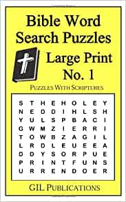 It's just an image of Priceless Large Print Bible Word Search Puzzles Printable