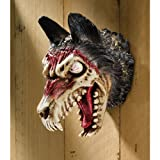 Design Toscano Werewolf Zombie Wall Sculpture, Multicolored