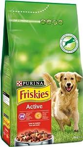 Friskies Chien - Adulte Active 4 kg
