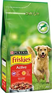Friskies Chien - Adulte Active 4 kg