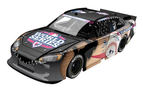 World Series 2012 Major League Baseball Diecast Car, 1:64 Scale Hardtop