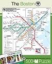 Transit Maps  The Boston T