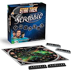 Scrabble Star Trek