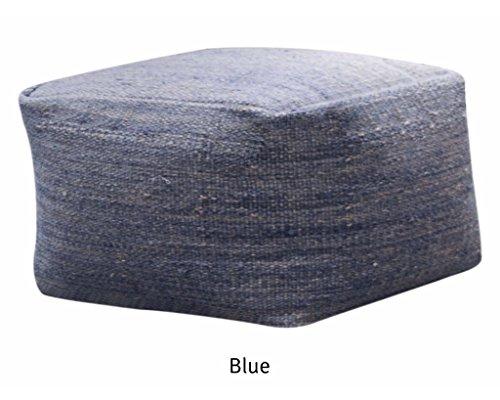 rugs2clear-fait-main-bleu-la-laine-sans-pour-autant-remplisseuse-muse-pouf-55cm-x-55cm-x-35cm1-piece