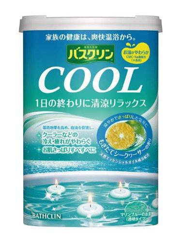 バスクリンクール シークヮーサーの香り 660g