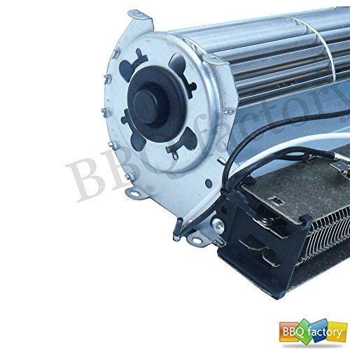 Bbq Factory Replacement Fireplace Fan Blower With Heating