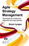 Agile Strategy Management: Techniques...