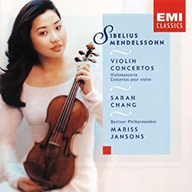 : Violin Concertos: Sarah Chang/Mariss Jansons: MP3 Downloads