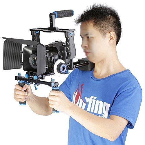 Lo nuevo: Sistema de steady-cam para cámaras reflex digitales de Neewer