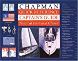 img - for Chapman Quick Reference Captain's Guide: Nautical Facts at a Glance book / textbook / text book