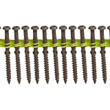 Quik Drive DCLR212S Composi-Lok  Red 2 1/2-Inch Deck and Dock Screws  with Quik Guard Corrosion Protection