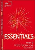 Educational Experts Year 9 Science Coursebook (Lonsdale Key Stage 3 Essentials)