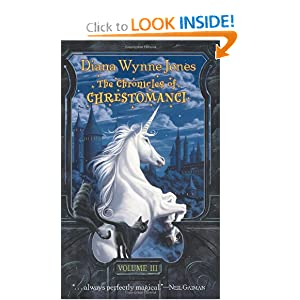 The Chronicles of Chrestomanci, Vol. 3 (Conrad's Fate The Pinhoe Egg) by