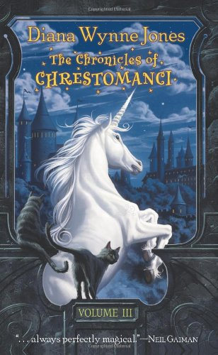 Cover of The Chronicles of Chrestomanci, Vol. 3 (Conrad's Fate / The Pinhoe Egg)