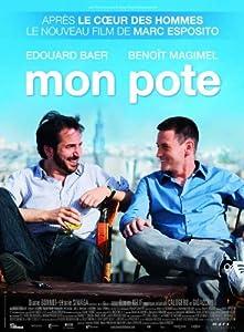Amazon.com: Mon pote Movie Poster (27 x 40 Inches - 69cm x