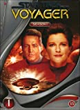 Star Trek - Voyager (komplette 1. Staffel) [5 DVD-Box]