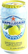 San Pellegrino Limonata Sparking Beverage - 24115 oz cans
