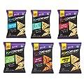 PopCorners 6 Flavor Variety Pack 1.1 Oz Bags (40 Pack) from Medora Snacks