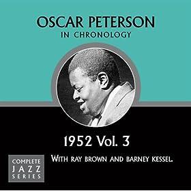 Complete Jazz Series 1952 Vol. 3Oscar Peterson | 形式: MP3 ダウンロード