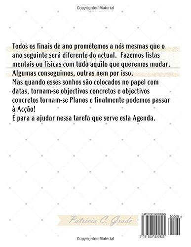 Agenda 2016: Sonhos - Objectivos - Planos