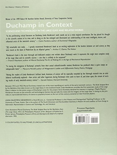 Duchamp in Context: Science and Technology in the