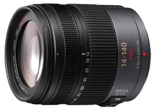 Panasonic 14-140mm f/4.0-5.8 OIS Micro Four Thirds Lens for Panasonic Digital SLR Cameras