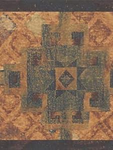 Wallpaper Blue Mountain Modern and Geometric UE957B