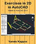 Exercises in 2D in AutoCAD (English E...