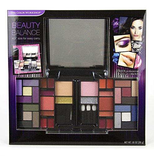 The Color Workshop, Palette di trucchi viso, Beauty Balance