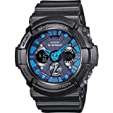 G-SHOCK Men's GA 200 Watch OS Black