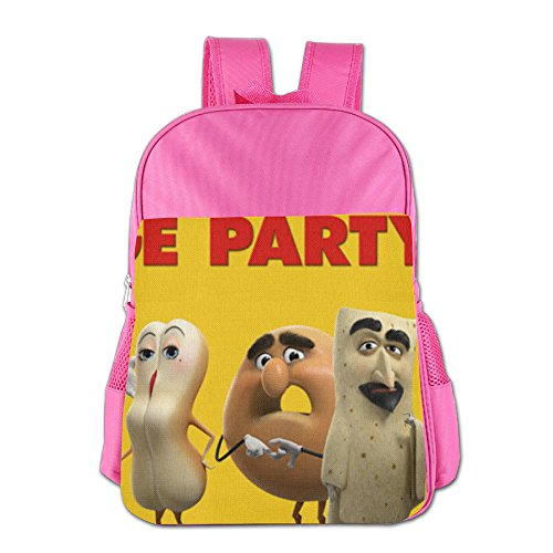 launge-kids-sausage-party-school-bag-backpack