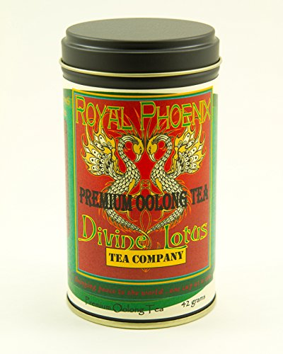 Divine Lotus Royal Phoenix Oolong Tea