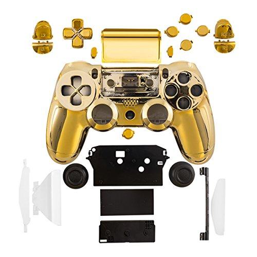 kwmobile-carcasa-para-control-de-consola-playstation-4-en-oro