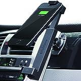 スマートフォン 車載ホルダー、Sinjimoru 車載ホルダー、スマホ 車載ホルダー iPhone(アイフォン) 6 / 6s / 6Plus / 6s Plus / 5 / 5s / 5c 、アンドロイド・スマホに使える Sinjiカーキット(Non MFI Lightningケーブル)
