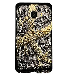 ColourCraft Amazing Lighter Design Back Case Cover for SAMSUNG GALAXY C5