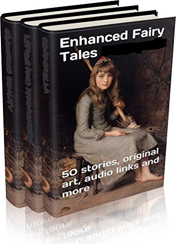 Enhanced Fairy Tales Multipack Vol. 2 (Illustrated. Annotated. 23 versions of Beauty and the Beast, 13 Gingerbread Mans and 6 Goldilocks an