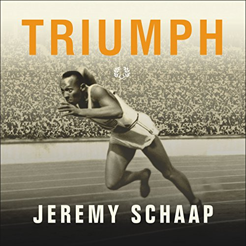 Download Triumph: The Untold Story of Jesse Owens and Hitler's Olympics