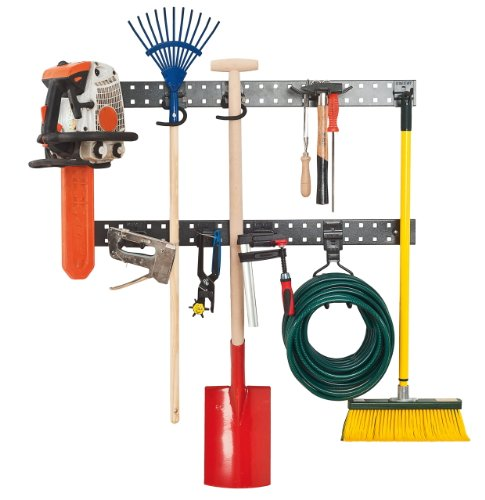 Werkzeug-Wandhalterung-183cm-Gesamtlnge-Aufbewahrungsleiste-Ordnungssystem-Ordnungsschiene-Wandbefestigung-Werkzeughalter-fr-Werkzeug-und-Gerte-Aufbewahrungsset