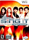 Disney Sing It: Pop Hits (Bilingual game-play) - Wii Standard Edition