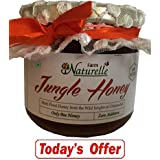 Farm Naturelle 100% Pure Raw Natural Unprocessed Forest Flower-Wild Jungle Honey,450 Gms+40 Gms (Another Flower...
