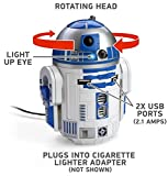 ThinkGeek R2-D2 USB Car Charger