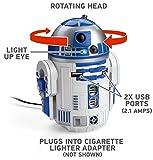 ThinkGeek R2-D2 USB Car Charger