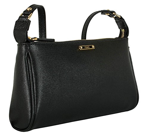 fendi-mini-pouch-shoulder-bag-nero
