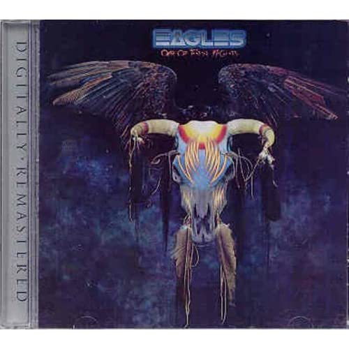 One-of-These-Nights-Remastere-The-Eagles-Audio-CD