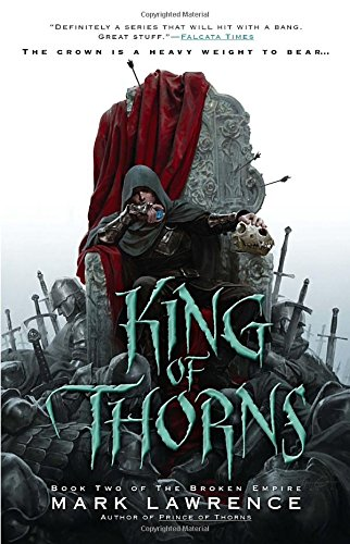 Image of King of Thorns (The Broken Empire)