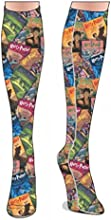 Brand New Harry Potter Sublimated Knee High Socks Authentic Unisex
