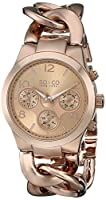 SO&CO New York Women's 5013.3 SoHo Analog Display Quartz Rose Gold Watch from SO&CO MFG