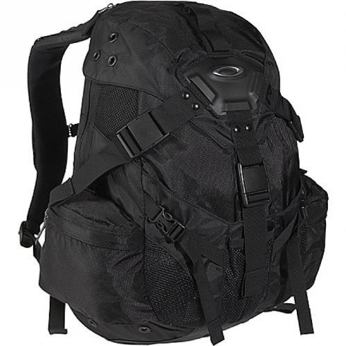 New Oakley Icon Pack 3.0 Black Backpack
