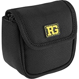 Ruggard FPB-241B Filter Pouch for Filters up to 62mm(3 Pack)
